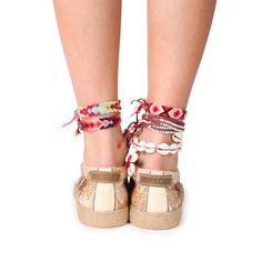 Slipo cuerda blanco natural | MIPACHA Shoes | Spring/Summer 2015 | Handmade in Peru | Festival Shoes