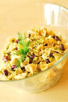 Sałatka z makaronem | Pasta salad
