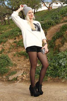 W - Doll Actitud by Sabrina   Fashion Blogger
