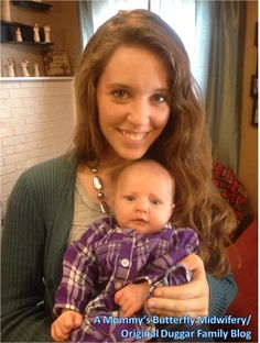 Duggar Family Blog: Updates and Pictures Jim Bob and Michelle Duggar 19 Kids and Counting: Babies, Babies, Babies! Here is Jill without makeup--still pretty but I feel better about how I look now :)