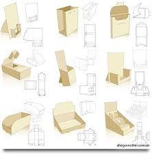 Resultado de imagem para caixas moldes
