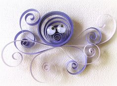 Quick easy quilling - adorable octopus!