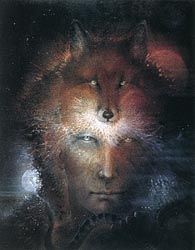 ♛Susan Seddon Boulet      love this one too.....Wolf comes to me often in my dreams... Wolf is a teacher
