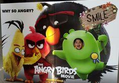 My little Angry Bird!