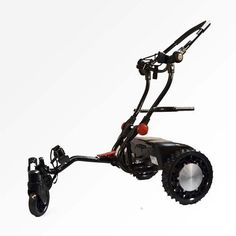 CaddyTrek R2 Original Electric Golf Push Cart - Black Shop for the best in Golf Push Carts and More at  http://bestgolfpushcarts.net/product-category/golf-push-carts/bag-boy/ #ChoosingTheRightGolfEquipment