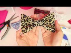 Bethany Mota DIY Hair Bows! + How I wear style my bows