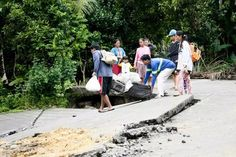 Ormoc City eyes relocation of 1,500 families in quake-hit villages