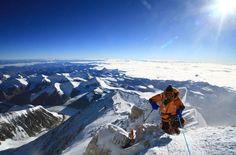 Mount Everest: Gefahren am Berg