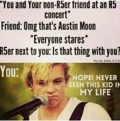 Sorry @kkrasner14 but you said Austin at the concert