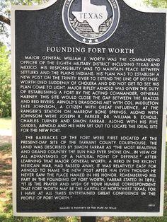 Texas Revolution, Trinity River, Tarrant County, Plains Indians, Old Fort, Fort Worth Texas, Across The Border, Texas History, Modern History