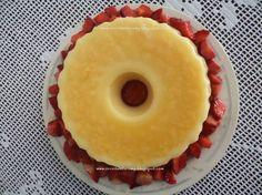 Receitas da Romy: Gelatina de ananás light