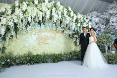 #Backdrop #WeddingDecoration #Wedding #Arch #mini #Garden #Photo #Hatyai #Thailand #Songkhla #Makeup #VDO