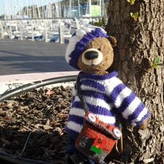 Each bear has to plant a tree! My Friend, Winter Hats, Plant, Bear, History, Historia, Bears, Plants, Replant