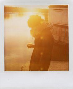 Mikael Kennedy polaroids