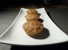 Banaan Havermout Muffins met Kaneel   Koekies! enzo