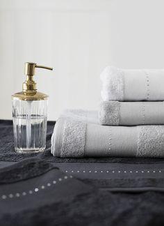Lennol | ENNI Towels with Sateenkaari-crystals