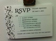 I like the idea of getting guest's input on the music.