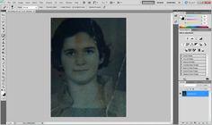 Como restaurar fotos antigas com o Photoshop