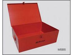 MSB - Metal storage boxes