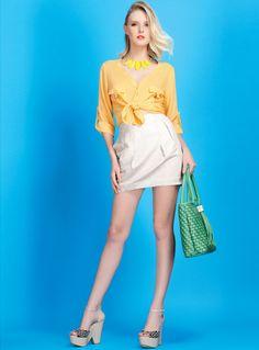 Peças para você passear leve e linda todos os dias - Moda, Beleza, Estilo, Customizaçao e Receitas - Manequim - Editora Abril - Fotos: Lamb Taylor