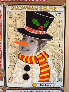 Make these 'Christmas Festive Selfies' - a fun end of year art project. Kids love Christmas crafts and diy ideas. This Christmas art project for kids is an ideal easy to use printable activity pack for the classroom or home. This set of templates are ready to print and decorate - just add imagination to these fun self portraits and writing activity - choose from Santa, Snowman, Elf, Angel, Tree, Reindeer, Bauble - they make awesome bulletin board displays!
