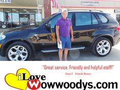 """Great service. Friendly and helpful staff."" Steven S. Kirksville, Missouri"