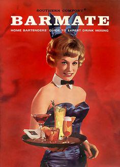 1964 ... expert mixing Bunny!
