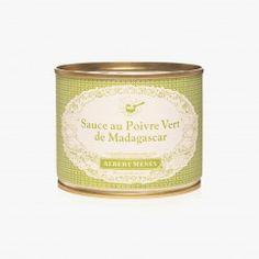 Sauce poivre vert - Albert Ménès