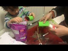 TUVALET KAĞIDI RULOSU İLE KURBAĞA YAPIMI – Montessori Etkinlikleri