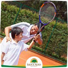 Sauce Alto Resort -  Es una actividad de pequeños y grandes, ¿sabes cuál es considerado el deporte para toda la vida?