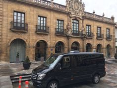 Good morning from the famous 'La Reconquista' Hotel! - #Oviedo #Spain - www.driveme.tours