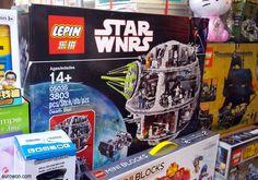 Star Wnrs de Lepin