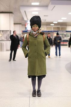 Humans of New York style