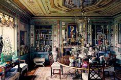 Instagram post by NAR • Nov 15, 2020 at 5:16am UTC Chateau Hotel, Casa Hotel, Interior And Exterior, Interior Design, Art Deco, World Crafts, Lesage, Howls Moving Castle, Cloud 9