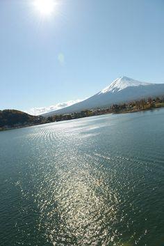 Mt. Fuji / 富士山  http://www.siragazome.jp/somegatari/21/index.html