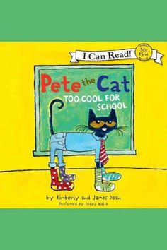 Pete the Cat can't decide what outfit he should wear to make him look cool at school. He has so many colorful choices in his closet to choose from, how will he decide on one?In this hilarious I Can Read tale, Pete learns it's not what you wear, but how you wear it that makes you cool.