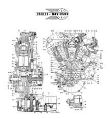 D D Ae E Db D B Eb Abc D E on Knucklehead Engine Drawings
