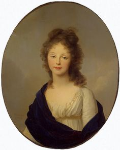 Queen Louise of Prussia, an entirely lovely and frail wife, whose opposition to Napoleon exhausted her and hastened her death.