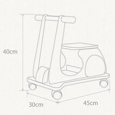 Wooden toys – Wooden Ride On Scooter – Werkzeug – Wood Craft Woodworking For Kids, Woodworking Toys, Wooden Scooter, Wooden Ride On Toys, Wooden Airplane, Wood Toys Plans, Wooden Projects, Kids Wood, Baby Furniture