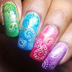 riddhisn #nail #nails #nailart
