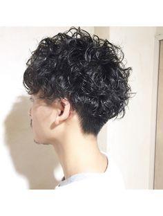 Curly Hair Men, Curly Hair Styles, Kpop Hair, Permed Hairstyles, Natural Curls, Hair Designs, Hair Inspo, Short Hair Cuts, Fashion Art