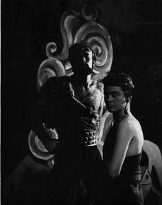 Another picture of Cain and Abel from the Marquette University Players, 1960.