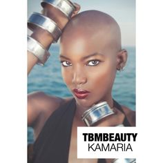 Let's Welcome Aboard our new #TBMBeauty located in Los Angeles, California. Kamaria Joy | FOR  BOOKINGS contact@http://goo.gl/nON92D #TheBaldMovement #BaldModels #LetsWork #BookOurModels #Baldie #Baldness