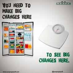 Big changes...