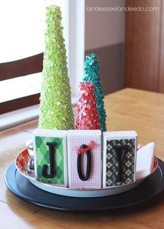 Landee See, Landee Do: My Favorite Christmas Decoration
