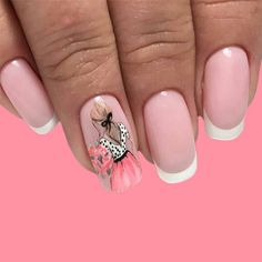 Elegant Beauty Nails Acrylic Nail Designs to try - ShowmyBeauty Acrylic Nail Designs, Nail Art Designs, Acrylic Nails, Girls Nails, Us Nails, Nail Tips, Long Nails, Beauty Nails, All The Colors