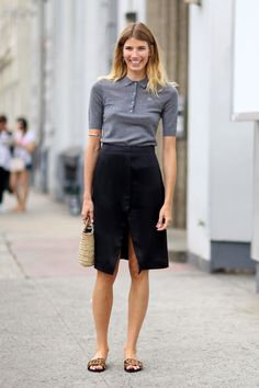 Poloshirt New York str RS16 2887