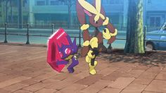 How to beat Mega Sableye Pokemon Gif, Pokemon Tattoo, Pokemon Comics, Pokemon Funny, Pokemon Stuff, Mega Lopunny, Ghost Type, Mega Evolution, Hama Beads Minecraft