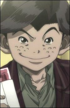 Noboru Maeda- strange little guy but I really liked his story.