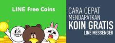 Cara Mendapatkan Coin LINE Gratis Dengan Mudah, Setiap penguna LINE messenger pastinya ingin memiliki stiker (emoticon) yang membuat tampilan lebih menarik
